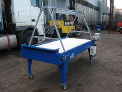 Інспекційний роликовий стіл Grimme, Miedema, Allround