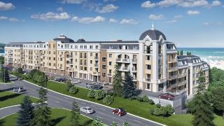 Інвестиційний проект-житловий комплекс. Болгарія
