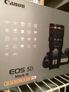 Канон ЕОС 5D Mark III з 22.3 МП Цифрова дзеркальна камера W/ EF є УСМ 24