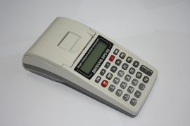 Касовий апарат Екселліо DPU-50 Б/У (без модему)