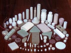 Керамічні електроізолятори - виробництво