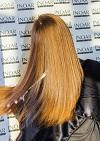 Кератинове випрямлення волосся в Одесі