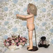 Колекційна лялька Armand Marseille 390. A 12 M