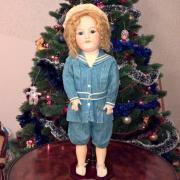 Колекційна лялька Armand Marseille 390n A 9 M