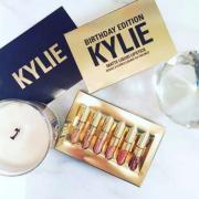Колекція матових рідких помад Kylie Birthday Edition