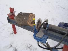 Колун Гідравлічний для дров