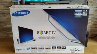 Компанія Samsung зі світлодіодним підсвічуванням