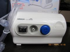 Компресорний інгалятор небулайзер Омрон С28Р за 1550 грн