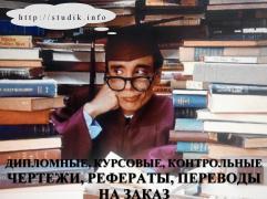 Контрольні роботи Москва