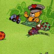 Ковролін для дитячої кімнати. Дитячі килими