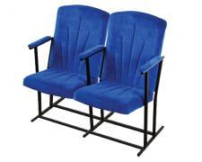 Крісла для глядацької зали, театру, кінотеатру і залу очікування