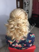 Курс весільні та вечірні зачіски