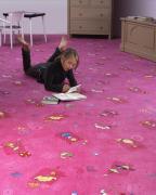 Килим з дитячим малюнком. Дитячий ковролін