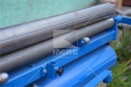 KZ-2 Вальцювальний верстат для жолобів і труб (Чехія)