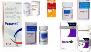 Ліки від гепатиту В та С. Дженерики. Даклатасвир, Софосбувир