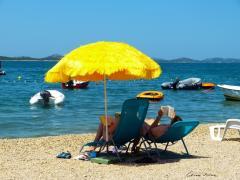 Літо на березі Адріатики 2017. Хорватія. Apartments Meic