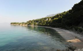 Літо в Хорватії 2017. Апартаменти в Подгоре