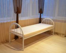 Ліжко. Металева ліжко