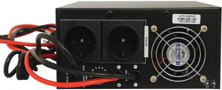 Luxeon 600NR 400Вт Джерело безперебійного живлення