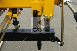 Листогиб ручний модельного ряду Sorex. Серія: ZGR-2360