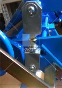 Листогиб сегментний для гнуття металу (Dachdecker) SEG 610