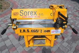 Листогиб Sorex ZGR 550 європейської якості