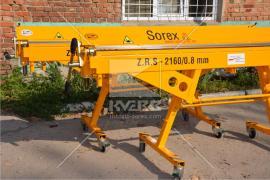 Листозгинальний верстат Sorex 2160 L