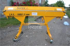 Листозгини Україна. Sorex ZGR-1660