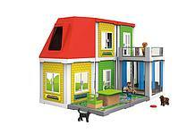 "M7-660013, Children's designer ""Country house"", mixed"