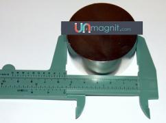 Магніт неодимовий 45х25,55х25 100кг Магніти Польща N42