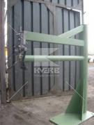 Mazanek ZRR 1000. Якісна фальцеосадочная машина (Польща)