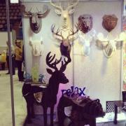 Меблі у формі тварин