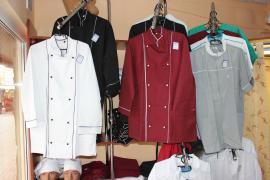 Медичний одяг. Одяг для поварів