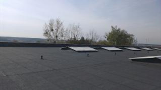 Мелкосрочний та капітальний ремонт покрівлі (даху) в Нікополі