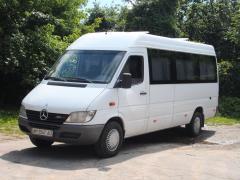 Мікроавтобус в оренду з водієм, Житомир