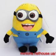 Міньйон плюшева іграшка 18 см, 25 см, 50 см з мультфільму