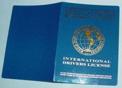 Міжнародне водійське посвідчення