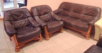М'які меблі, шкіряний диван, куточок шкіряний, купити Запоріжжя
