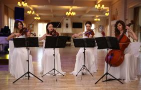 Музика на весільну церемонію-Струнний квартет,дует,тріо