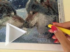 Набори для рукоділля Алмазна вишивка мозаїка