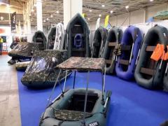 Надувні човни гумові і ПВХ безпосередньо з заводу виробника