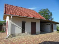 Небрат.Просторный дом 90кв.м.из ракушечника в отличном состоянии