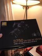 Nikon D D750