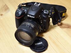 Nikon D750 DSLR камера з об'єктивом 24-120 мм