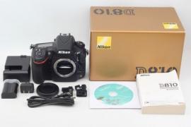 Nikon D810 DSLR камеры с объективами AF-S Nikkor 24-120 мм объек