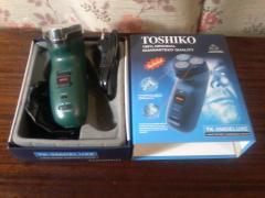 Нова електробритва Toshiko