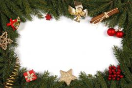 Новорічні подарунки - влаштуйте собі свято Новорічні скатертини