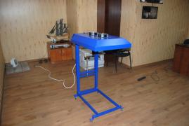Обладнання для шовкографії(печатки)під замовлення