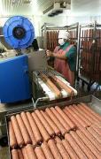 Обладнання для виробництва ковбас та копченостей