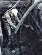 Очищення ємностей. Очищення від нафтопродуктів
